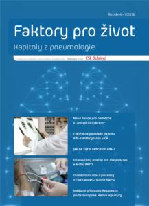 Faktory pro život Kapitoly z pneumologie